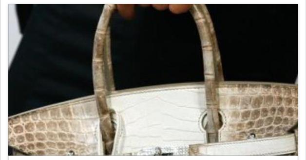 2fa5625cbfc9 Ею хотят владеть миллионы: Самая дорогая сумочка в мире