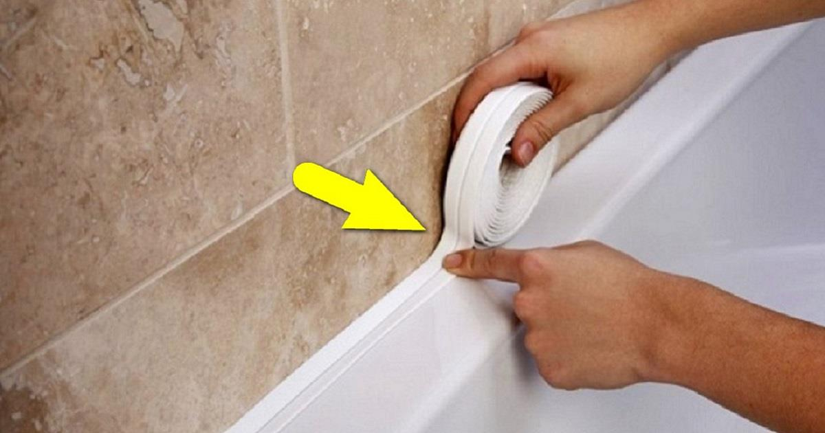 Как сделать чтобы ванна не протекала